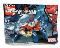 LEGO Spider-Man 30451 Spider-Man's Mini Spider Crawler  Polybag - Brand New