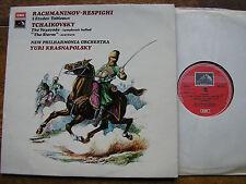 ASD 3013 RACHMANINOV-RESPIGHI: 5 ETUDES-TABLEAUX  KRASNAPOLSKY / NPO  TAS  NM