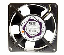 Sunon DP200A 220/240V 50/60Hz Box Fan