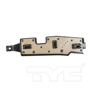 Tail Light Connector Plate-Regular Left TYC 11-1914-20