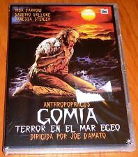 GOMIA TERROR EN EL MAR EGEO / ANTHROPOPHAGUS Joe D'Amato - Precintada