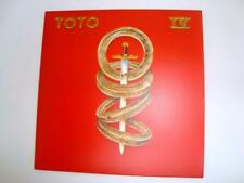 CD TOTO MINI LP CARD SLEEVE IV  COMME NEUF !