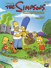 Theme FROM THE SIMPSONS imparare a giocare Lisa SASSOFONO POP PIANOFORTE MUSICA LIBRO