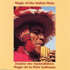 Magic of the Indian Flute 1994 EXLIBRARY