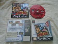 Bloody Roar 2 PS1 (COMPLETE) black label VERY RARE fighting Sony Playstation