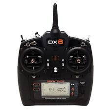 Spektrum Dx6 6-Channel Dsmx Transmitter Only Gen 3, Mode 2, Spmr6750