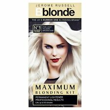 Bblonde massimo BLONDING KIT permanente lightener luce-Marrone scuro
