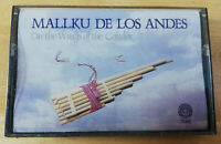 On the Wings of the Condor (Mallku de Los Andes) Audio Cassette Tape