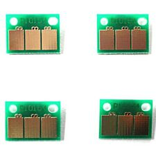 4pcs Drum Imaging Unit  Reset Chip for Develop Ineo +224, +284, +364, +454, +554