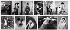 LOT 11 PHOTOS SARAH BERNHARDT  REPRODUCTIONS