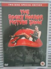 The Rocky Horror Picture Show DVD 2 Disc Special Edition (2004) Tim Curry