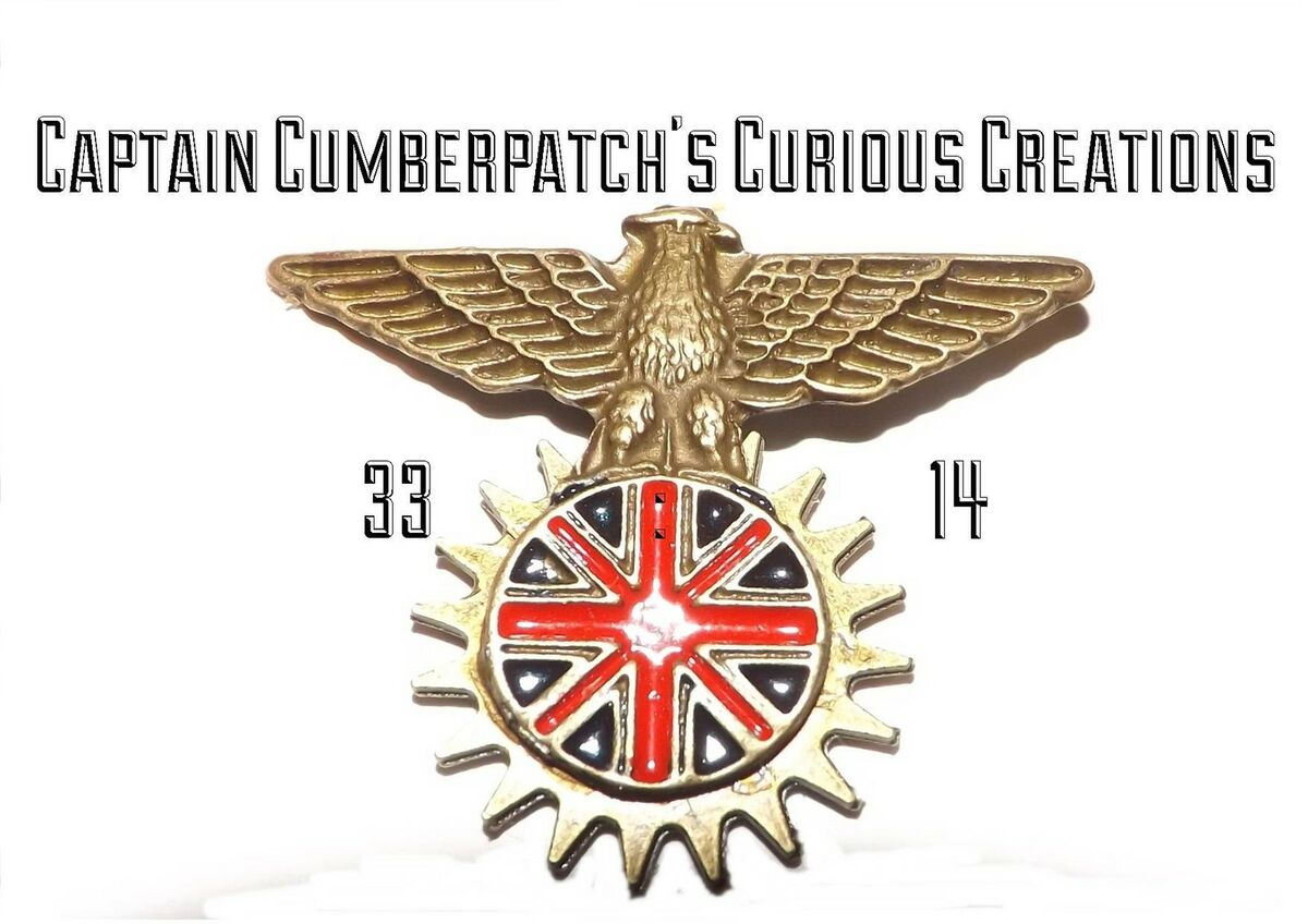 Captain Cumberpatch