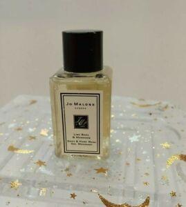 Jo Malone London Lime Basil & Mandarine Body & Hand Wash.  .50 oz / 15ml