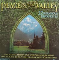 Peace In The Valley Vinyl LP.1979 Ronco RTL 2043.Marvin Gaye/Johnny Cash+