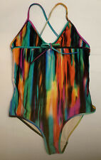 Milly Girls Minis Multicolor One Piece Swimsuit Size 10