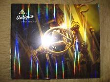Antigua saxophones, clarinets, oboes, flutes, trumpets, trombones catalog