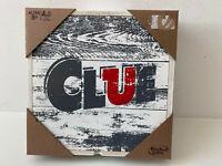 Cluedo Holz von Hasbro Sonderausgabe des beliebten Spieleklassikers Brett