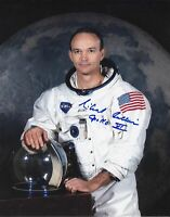 Michael Collins ( Apollo 13 ) SIGNED 8X10 PHOTO AUTOGRAPH REPRINT ,