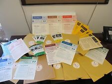 1954 Oldsmobile Publicity Salesman Dealership Press Sales Training Record Kit 54