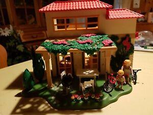 playmobil ferienhaus 4857 super erhalten