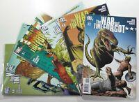 DC Comics THE WAR THAT TIME FORGOT (2008) #2 3 4 5 6 7 LOT VF/NM Ships FREE!