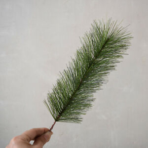 Leaves Needle Artificial Pine Branches Green Garland Home Decor