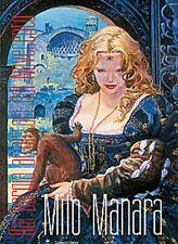 Milo Manara Dai Borgia ai pittori del Novecento Gangemi editore