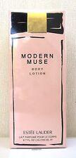 Estee Lauder Modern Muse Body Lotion 200ml - BNIB - Cellophane wrapped