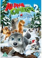 Alpha and Omega 2: A Howl-Iday Adventure [DVD][Region 2]