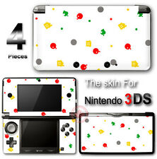 Animal Crossing New Leaf Cute SKIN VINYL STICKER DECAL COVER #1 for Nintendo 3DS