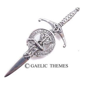 Carnegie Clan Crest Kilt Pin