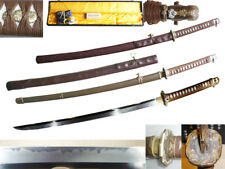 Japanese Officer Sword Handmade T10 Type 98 Gunto Katana Sword WWII