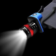 ThorFire LED Cap Light Headlamp 3 Modes Ball Hat Lamp Flashlight Zoomable NEW