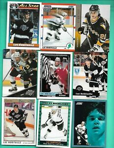 (18) LUC ROBITAILLE 1990S LOS ANGELES KINGS NM/NM-MT CARD (V2118)