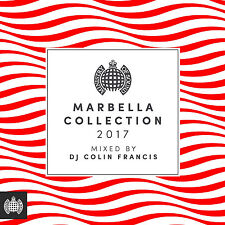Marbella Collection 2017 - Ministry of Sound 3 CD Album Set (June 16th 2017)