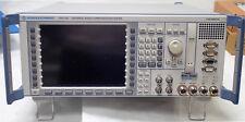 ROHDE & SCHWARZ CMU200 UNIVERSAL RADIO COMMUNICATION TESTER 1000.0008.02 65+ OPT