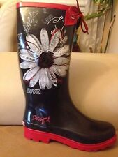 Desigual Everybody Wellies,Winter Boots, Size 36
