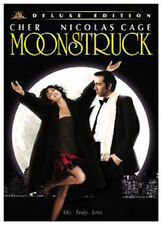 MOONSTRUCK DVD - SINGLE DISC EDITION - NEW UNOPENED - CHER - NICOLAS CAGE