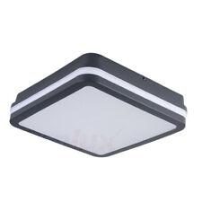 Da Esterno IP54 18W LED Giardino Parete Soffitto Mounted Vano Neutro Bianco Luce