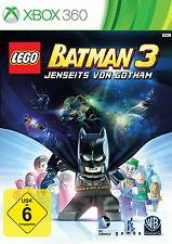 LEGO Batman 3 - Jenseits von Gotham (Microsoft Xbox 360, 2014, DVD-Box)