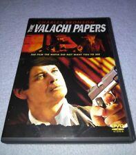 The Valachi Papers (DVD) Lino Ventura, Jill Ireland, Charles Bronson