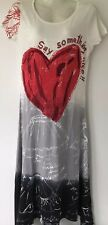 DESIGUAL manches courtes robe. UK Taille S