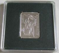 Polen 10 Zlotych 2011 Kavallerie Ulan der Zweiten Republik Silber