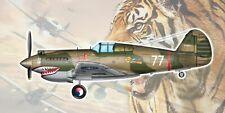 1 48 Trumpeter Curtissh-81a -2 (avg) P-40 Maquette de Faucon