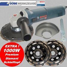 Bosch GWS 1000 125mm 1000W Winkelschleifermaschine