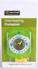 Highlander Compact Orienteering Ruler & Compass