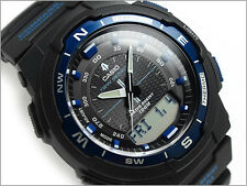 Casio Men's SGW500H-2BV Digital Compass Twin-Sensor Sport Watch