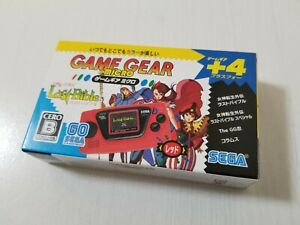 Sega Game Gear Micro Console Red HCV-3279 Japan r 0610A3