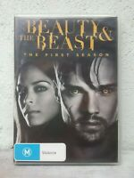 Beauty And The Beast - Season 1 SERIES ONE (DVD 6 DISC) OVER 14 HOURS ! Rare