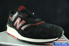 NEW BALANCE 997 MADE IN USA EXPLORE BY AIR BLACK RED M997DEXP SZ 12